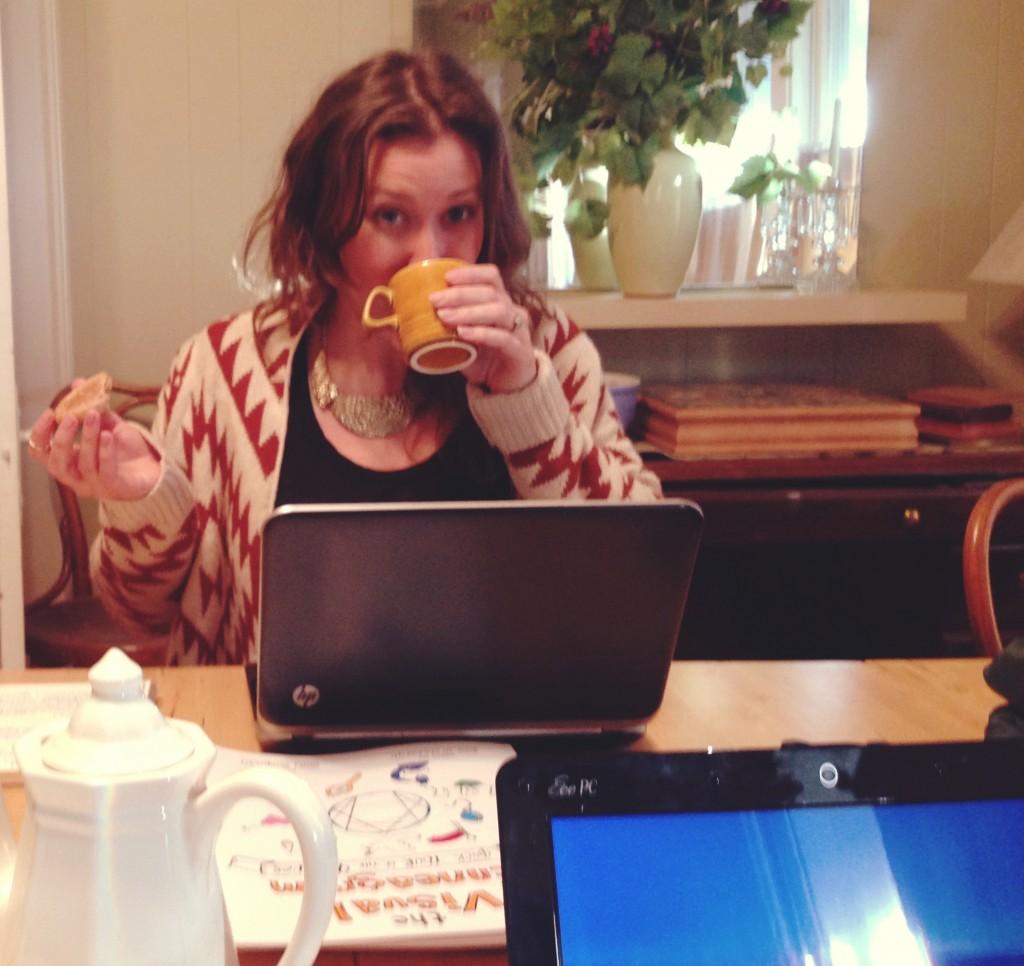 Tea & Writing Time