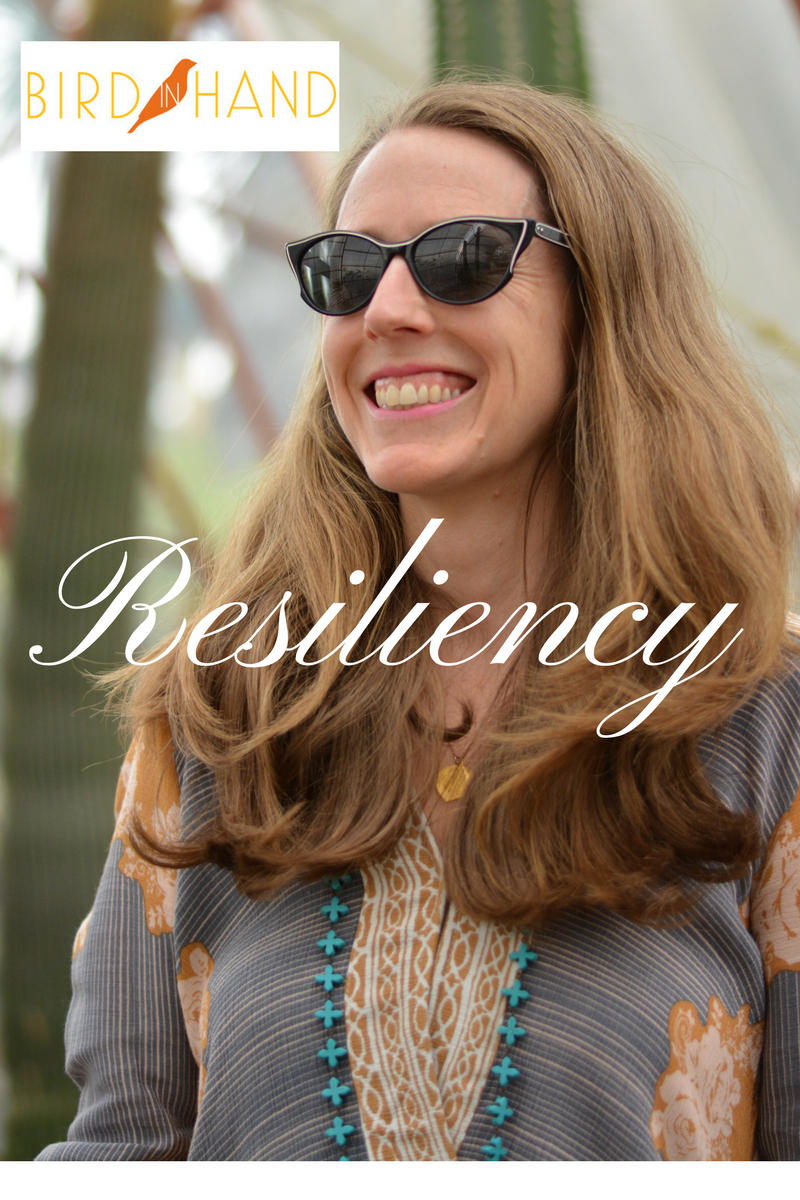 Boost Your Resiliency + Retreat Details (Finally) Revealed