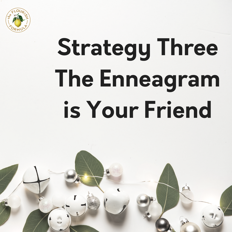 The Enneagram is Your Friend: Part Three in New Series on Preserving Your Growth During the Holidays