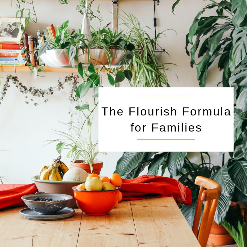 A {Free} Taste of The Flourish Formula for Families